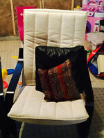 Armchairs one for $50 pair for $90