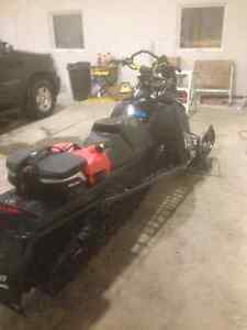 "2014 Skidoo Summit 800 154"" SP Etec T-motion Regina Regina Area image 7"