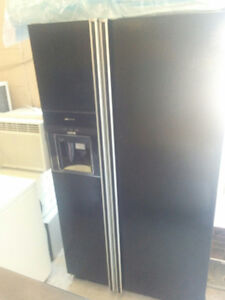 2 Dr Fridge and Freezer Side by Side