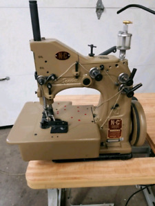 UNION SPECIAL 81200 CARPET SERGING MACHINE