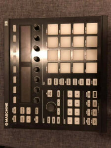 Maschine mK2 + Abelton Suite 8 + Maschine program