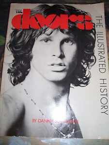 """THE DOORS""  (THE ILLUSTRATED HISTORY)"