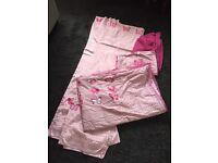 Next signature bedding & curtains