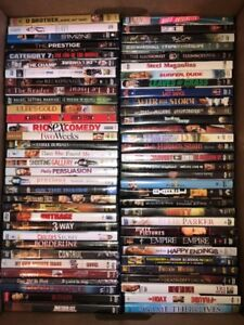 Over 1000 DVD Movies