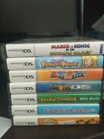 DS Games--Prices Listed in Ad