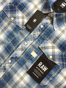 Chemise homme — G-Star® RAW / Landoh (exclusif)