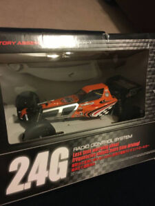 Tamiya Expert- Built 1/10 Scale Rising Fighter Off-Road Buggy