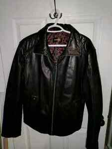 Mens Danier Leather jacket sz M