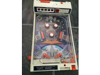Cool retro/vintage pinball machine