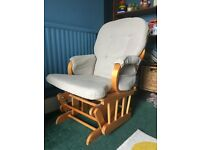 Glider chair - nursery