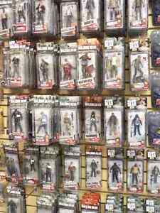 LARGE SELECTION OF ACTION FIGURES & COLLECTIBLES!!!