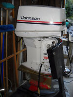 1983 Johnson 140hp Outboard