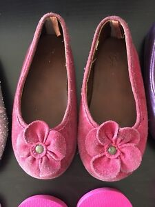Girls Size 8 Assorted Shoes Kitchener / Waterloo Kitchener Area image 3