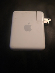 Apple wifi booster wall adapter 40$