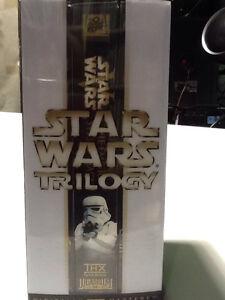 STAR WARS TRILOGY VHS $10, Empire Strikes Back, Return of Jedi