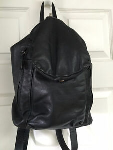 New Tignanello Leather Ladies Purse/Backpack