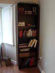 Solid bookcase in great condition,  Gone pending pickup.
