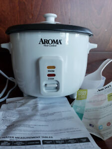 Rice Cooker - Used once
