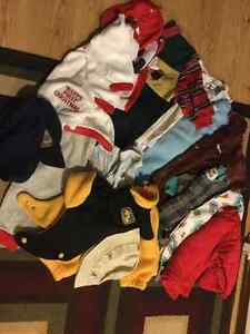 Clothing, boots, coats, snowpants Boys size 9 months - 5T Kingston Kingston Area image 2