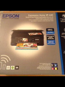 Brand New Epson 4 In 1 Printer. Only $50.
