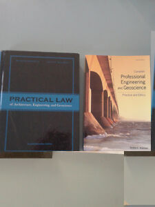 professional engineering and geoscience practice and ethics 5th edition pdf
