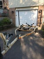 Boat trailer for sale