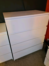IKEA bought. Chest of 4 drawers.