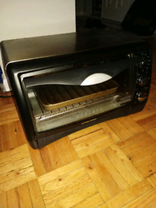 Black N Decker Convection Oven - Great Working Cond.