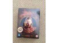 The Tudors - complete DVD set - still sealed