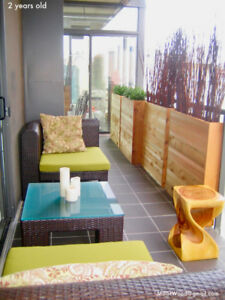 Condo Balcony Furniture