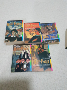 French - Harry Potter - J. K. Rowling