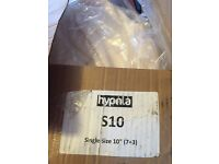 "New Hypnia memory foam 10"" mattress,single!"