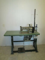 Industrial sewing machine, BROTHER EXEDRA, self-cutting thread