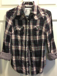 Plaid shirts (Various selections)