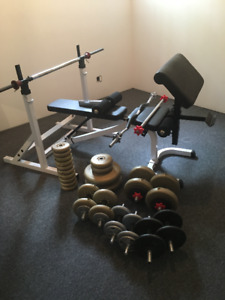 Bench (banc d'exercice) Body Solid