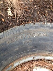 Winter  tires for sale Cornwall Ontario image 4