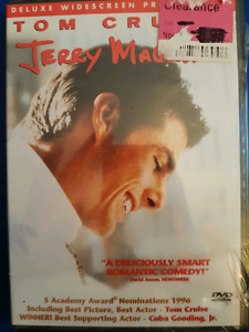 Jerry Maguire DVD (NEW)