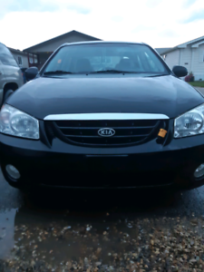 I have a kia spectra ex 2005 very good condition