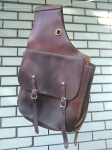 Saddle bag  ( Sacoche pour selle)