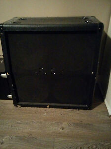 Marshall stack cabinet