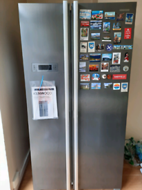 KENWOOD American-Style Fridge Freezer