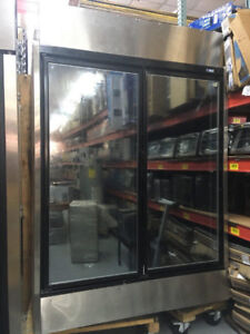 Tyler P5NGN2 self-contained 2-door Cooler Refrigerator