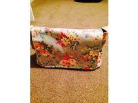 Lovely Cath Kidston nappy bag