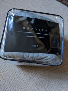 20 lbs Gravity Weighted Blanket **Brand New**