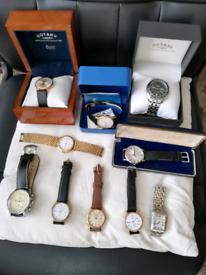 ten rotary watches