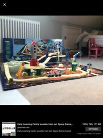 WANTED Early Learning Centre Space Rail