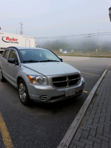 09 dodge caliber PARTS CAR