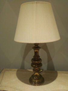 2 Stiffel Table Lamps. Will sell as a pair only.