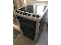 Oven with hob