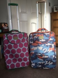 Mini Boden wheelie cases